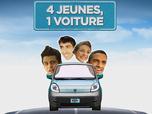 4 jeunes, 1 voiture