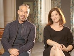 Profilage - Le quiz de Philippe Bas (Rocher) et de Juliette Roudet (Adèle)